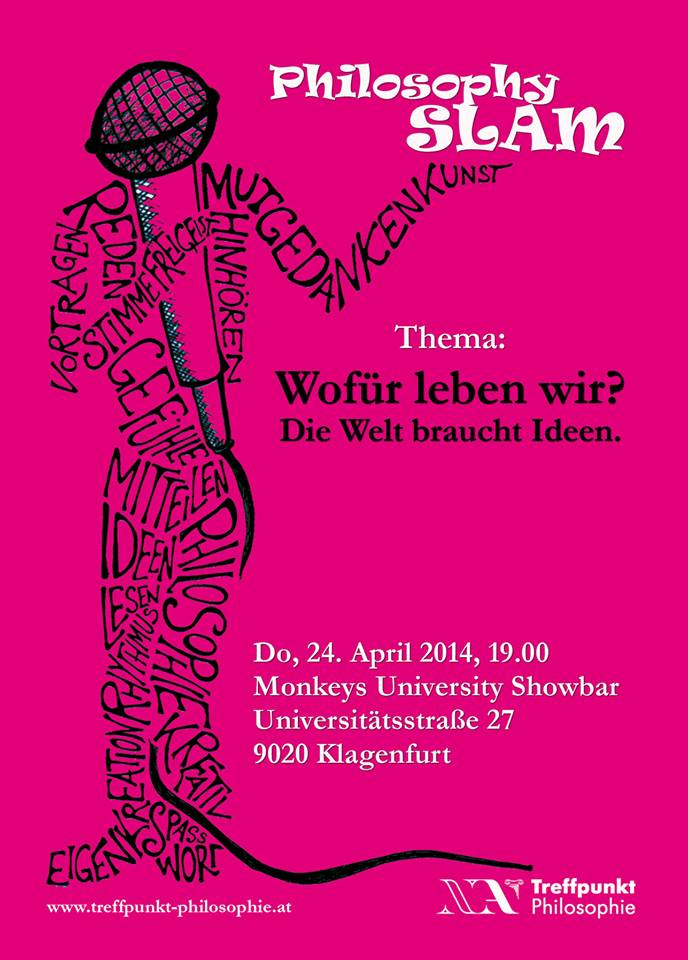 Philosophy Slam Klagenfurt 240414
