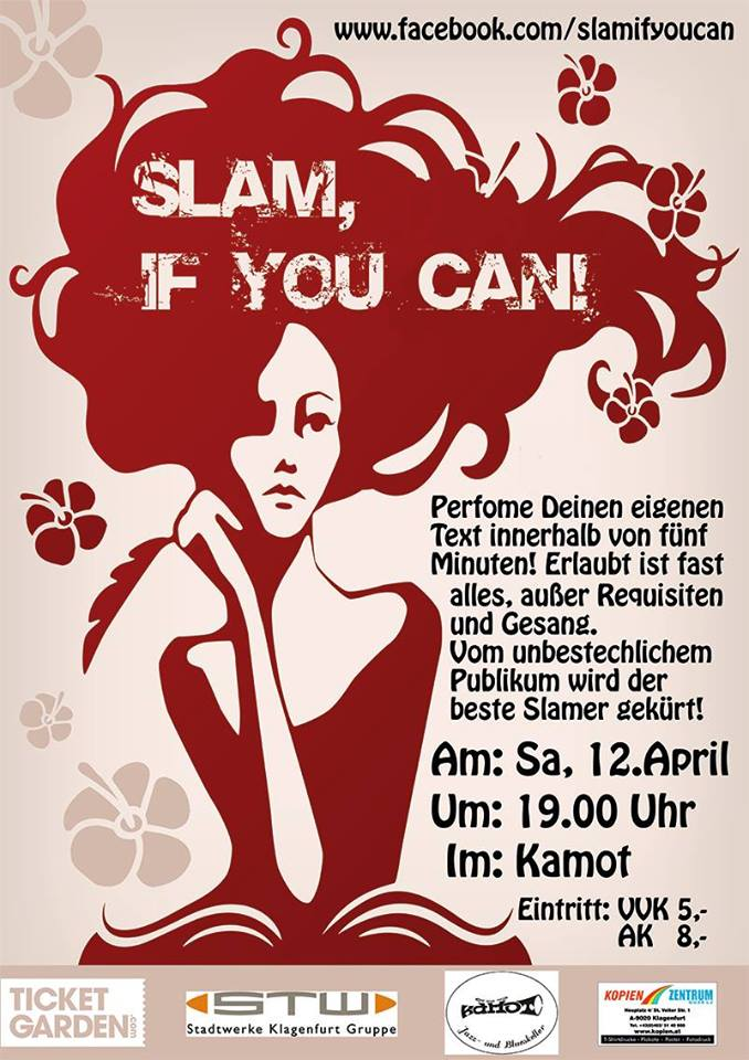 Slam, if you can!